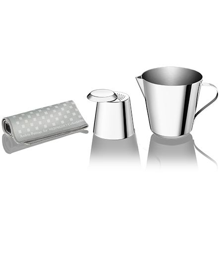 Nespresso - Les Collections Detail Page