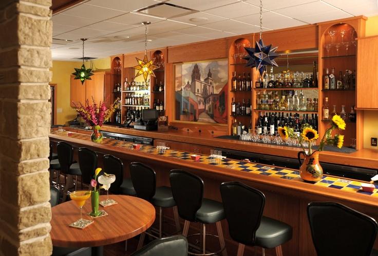 Bar Countertop Idea but much better...
