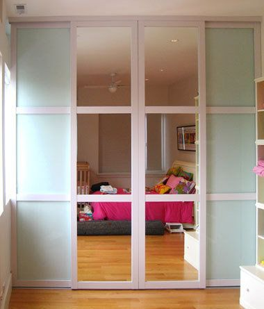17 best images about sliding closet doors for bedrooms on pinterest warm glass closet doors. Black Bedroom Furniture Sets. Home Design Ideas