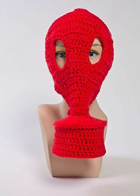 #crochetquestionoftheday What is the most controversial piece of crochet you've ever seen/ made/ heard about?