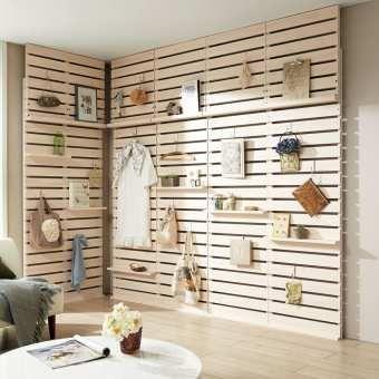 賃貸物件でネックになるのが原状回復問題。壁に穴が開けられないと壁面収納が楽しめませんよね。そんな時は自分で自由な壁を作ってしまえばいいんです!もちろん持ち家の方も必見です。