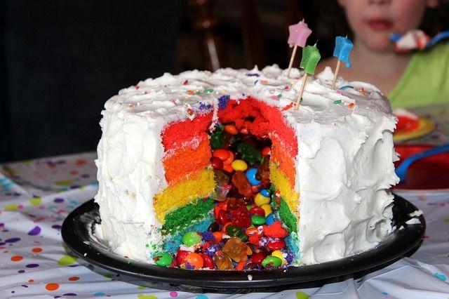 Geburtstagstorte für Kinder #idea #mom #party #kids #birthday #cake   – Ellie's stuff
