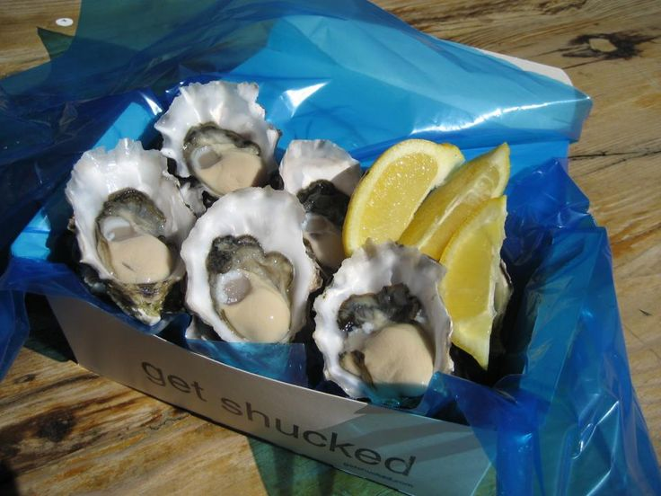 Get Shucked Oysters