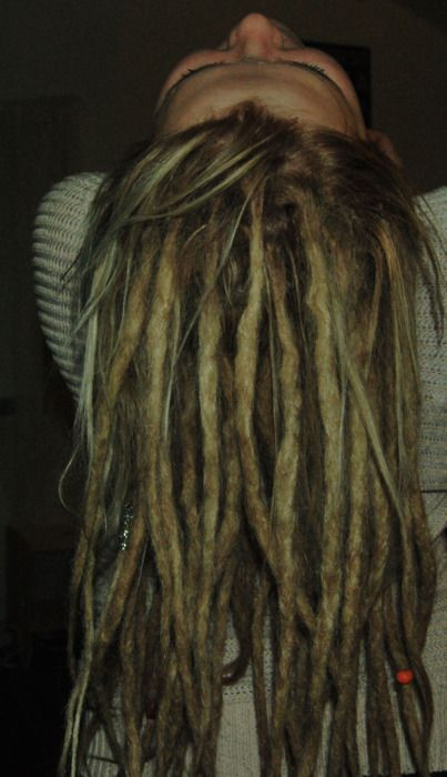 long and lovely dreads