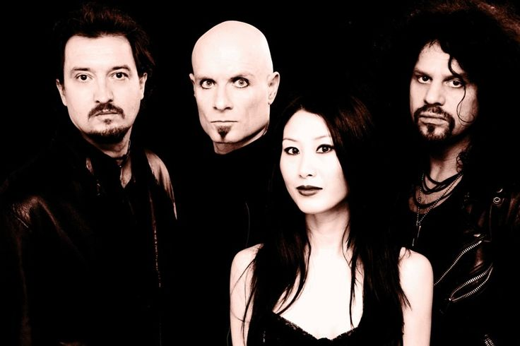 Krypteria german Symphonic Metal band   Gothic & Symphonic