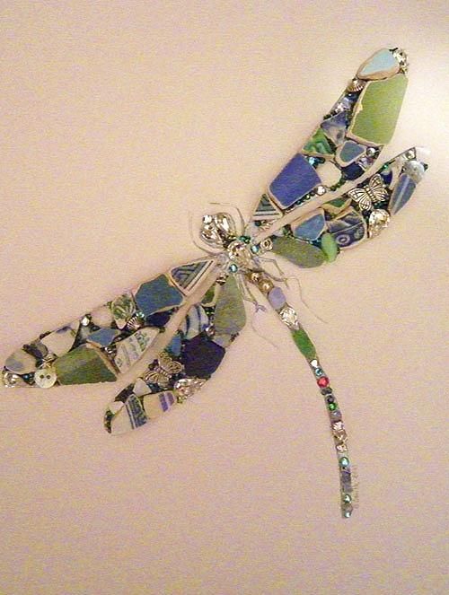 Una hermosa libélula Joanne Smith