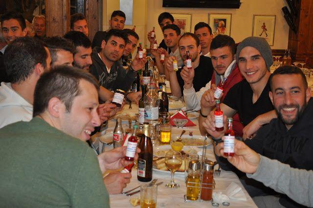 ΑΟ    ΚΟΥΒΑΡΑ: Γεύμα ενότητας στον Κουβαρά