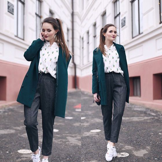 Get this look: http://lb.nu/look/8140611 More looks by Sasha Shcherbakova: http://lb.nu/mrswhiskers Items in this look: Romwe Shirt #casual #preppy #street