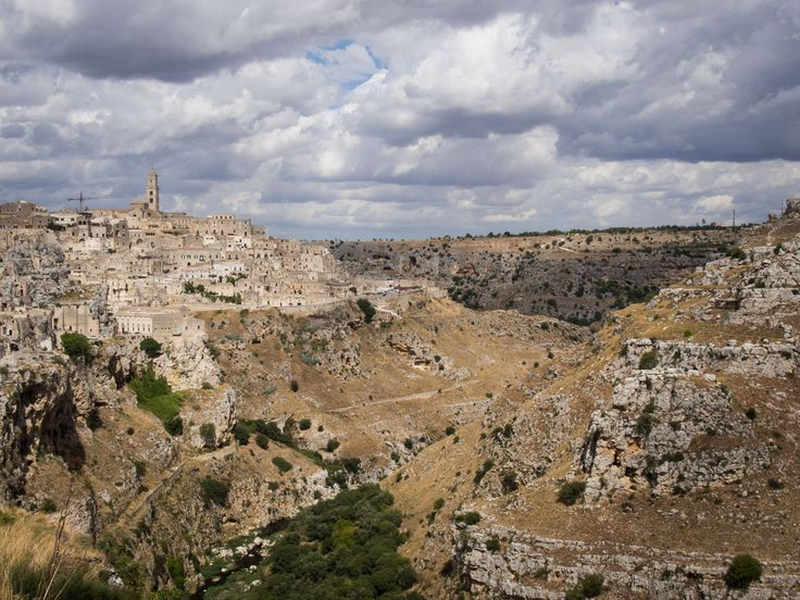Matera is a city and a province in the region of Basilicata, in southern Italy. Description from jovinacooksitalian.com. I searched for this on bing.com/images