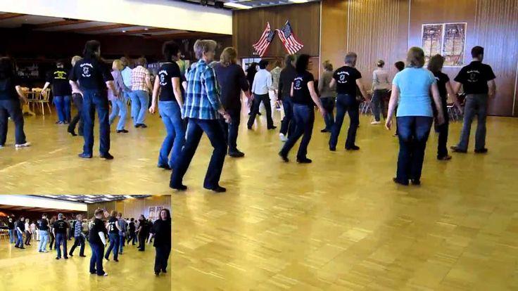 LOSLAPPIE LINE DANCE