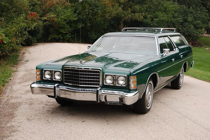 1978 Ford LTD Wagon