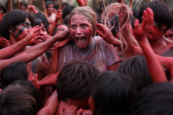 Watch: First look at Eli Roth's The Green Inferno | Moviepilot: New Stories for Upcoming Movies
