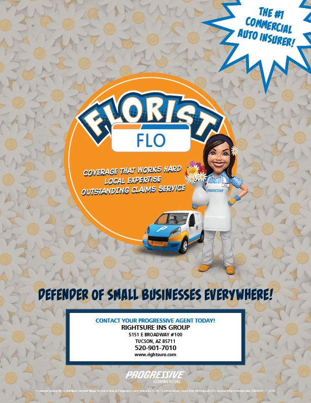 Florist Insurance Rightsure 520 917 5295 Insurance Agent