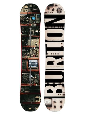 Shop the Burton Blunt Snowboard along with more Men's Snowboards from Winter 16 at Burton.com