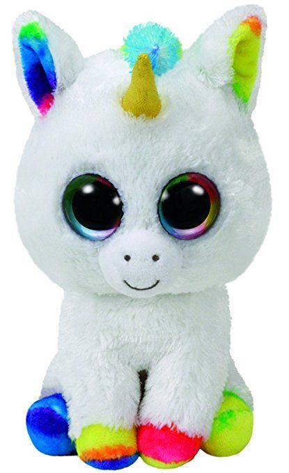 05b52924b5c TY Beanie Boo Plush - Pixy the Unicorn 15cm