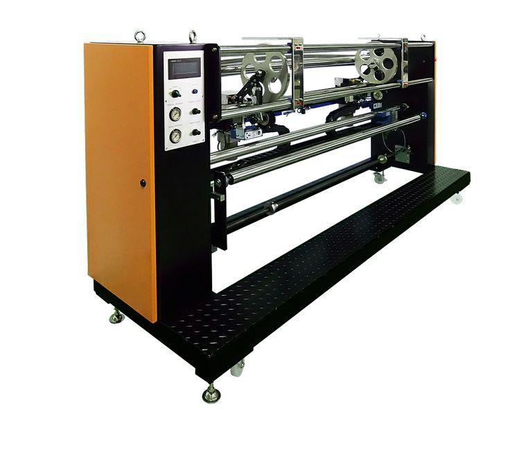 Supports an inkjet printer SCMK-E #Development #fashion インクジェット専用布目矯正機/SCMK-E
