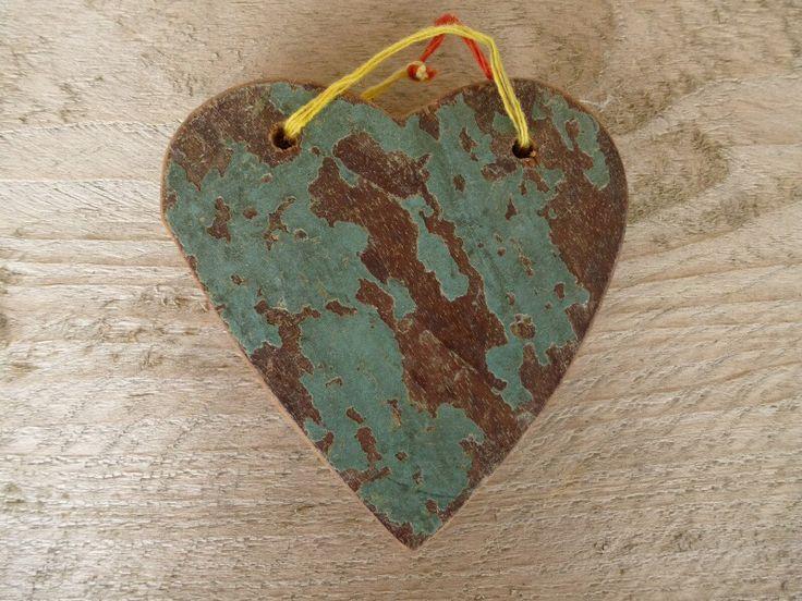 Scrapwood hart leuk op de kinderkamer@ gnuswonen