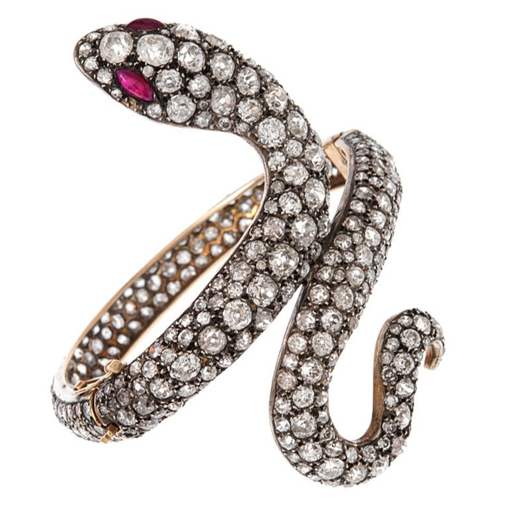 135 best Snake bracelet images on Pinterest Snake Snake bracelet