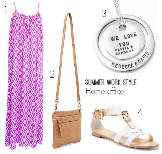 Update your summer work style - even if you work at home!