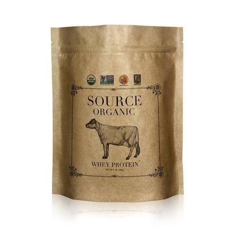 Source Organic Whey - 2lb Bag