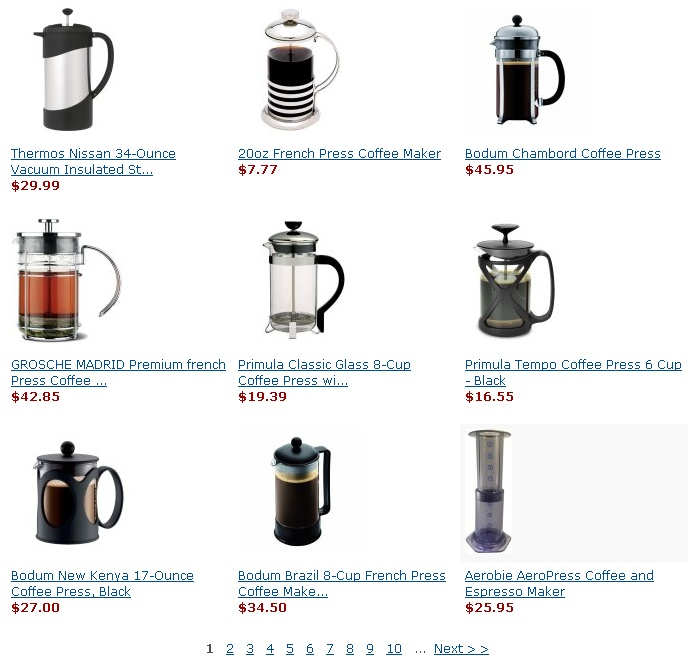 Electric French Press Coffee Maker Reviews : 17 Best images about Coffee Makers Reviews on Pinterest Espresso coffee, Water filters and ...