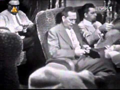 teatr kobra -Samolot do Londynu 1964