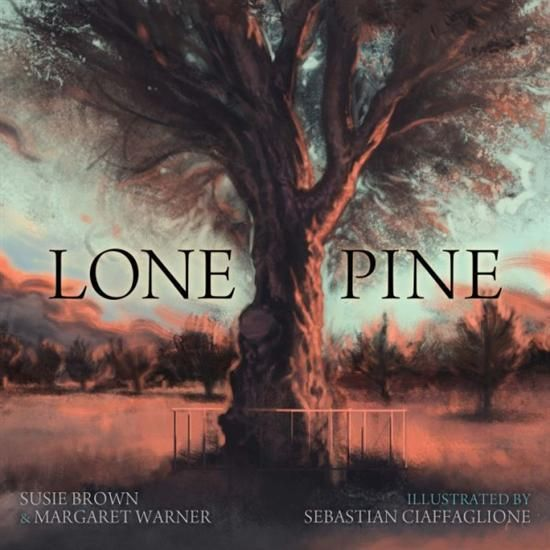 Children's war books: Lone Pine by Susie Brown and Margaret Warner