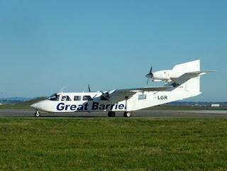 Britten Norman Trislander aircraft