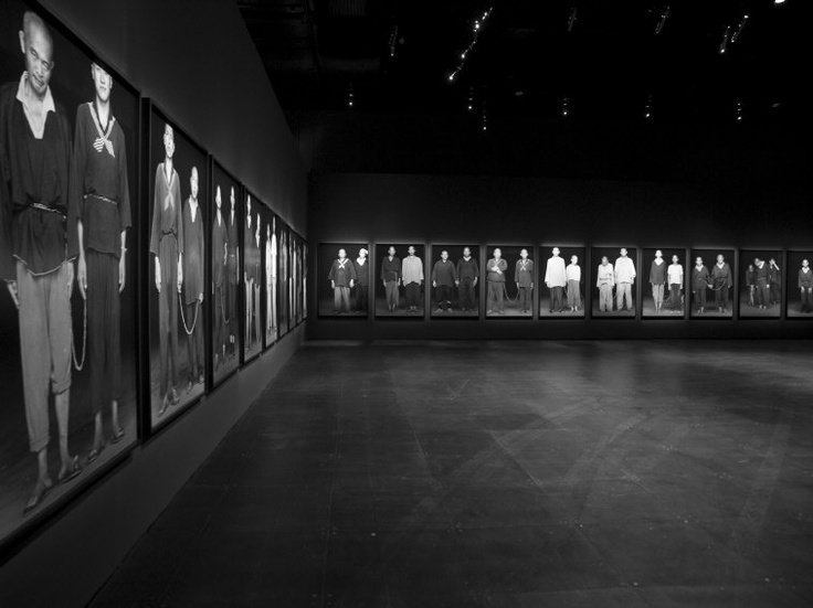 Doubleness exhibition (Chien-Chi Chang)