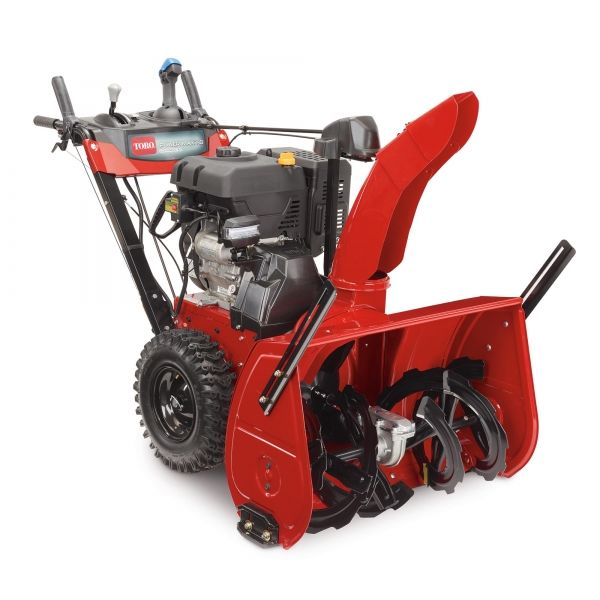 Size Power Added To Snowblower Line Gas Snow Blower Snow Blower Snow Plow