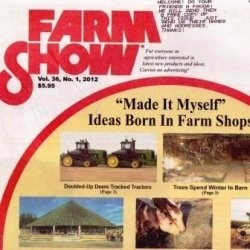 Farm Show Magazine... cool stuff that people make from things around their houses
