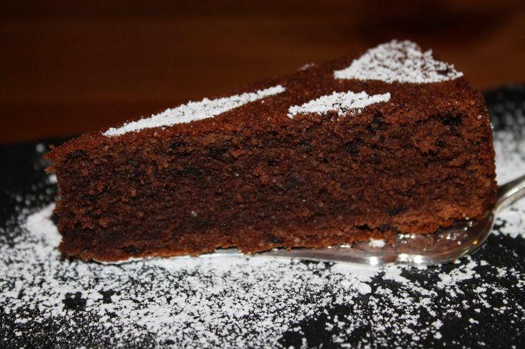 швейцарский шоколадный торт рецепт с фото