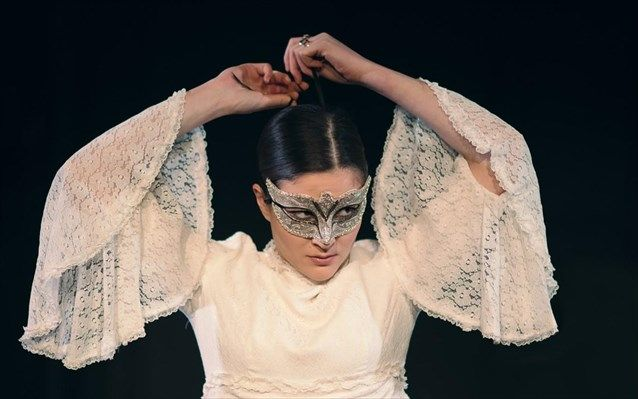 "Catisart - ""Σοφία Λασκαρίδου, μια αγάπη μεγάλη"", μια ρομαντική θεατρική στιγμή στο ""104"""