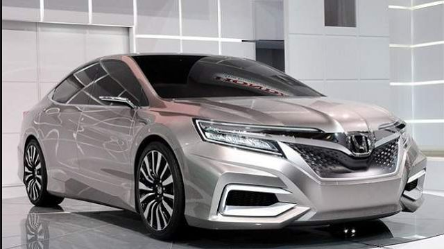 2018 Honda Accord Redesign, Specs and Powertrain