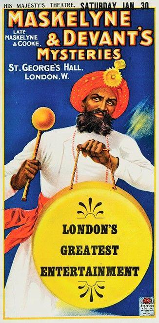 Leftover London / London's greatest entertainment