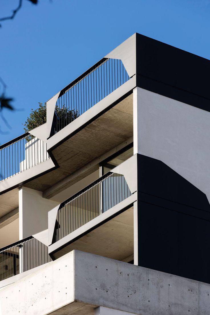 First Look at SJB's 41 Birmingham Apartments in Alexandria.