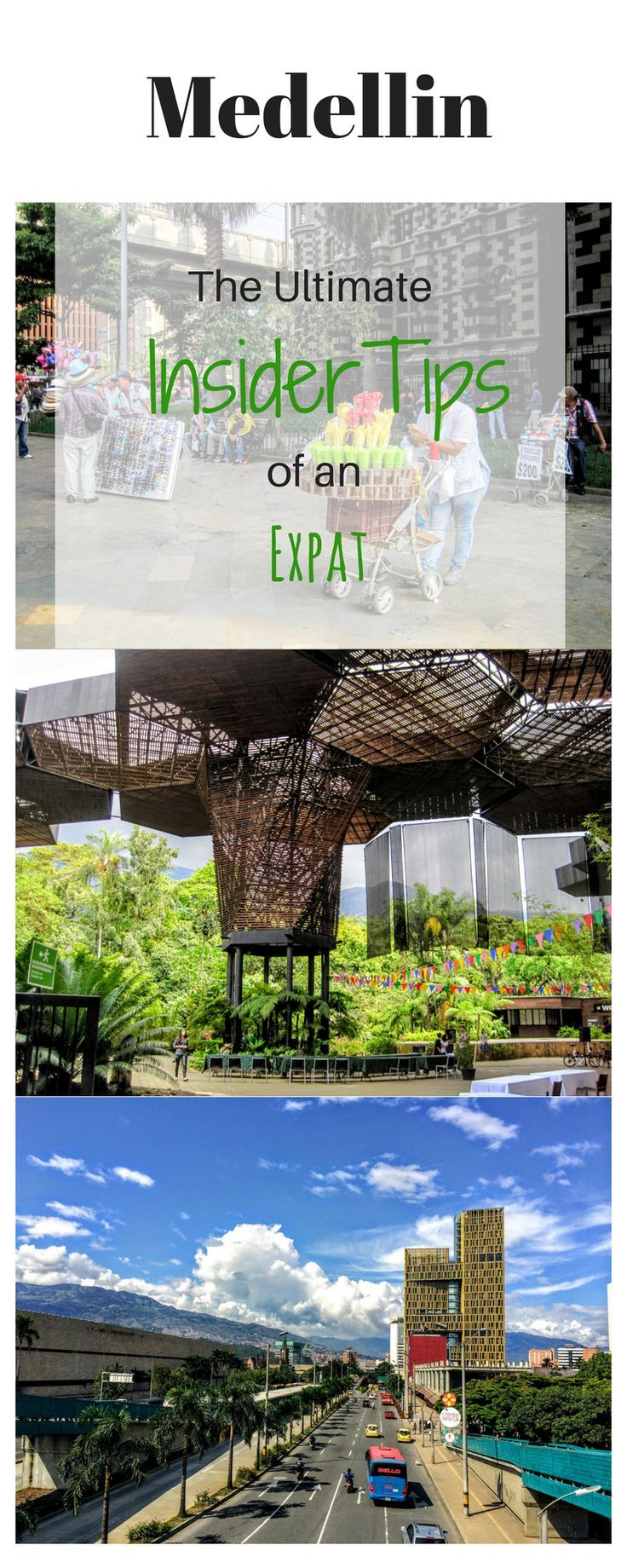Insider information from an expat on what to do in Medellin, the city of eternal spring. I will show you the best places to eat, the best hostels and the best bars, clubs and sights. And of course some really nice hidden gems.  Just Click on the picture for more pics and information and thanks a Million for repinning. #medellin #colombia #antioquia #travel #southamerica