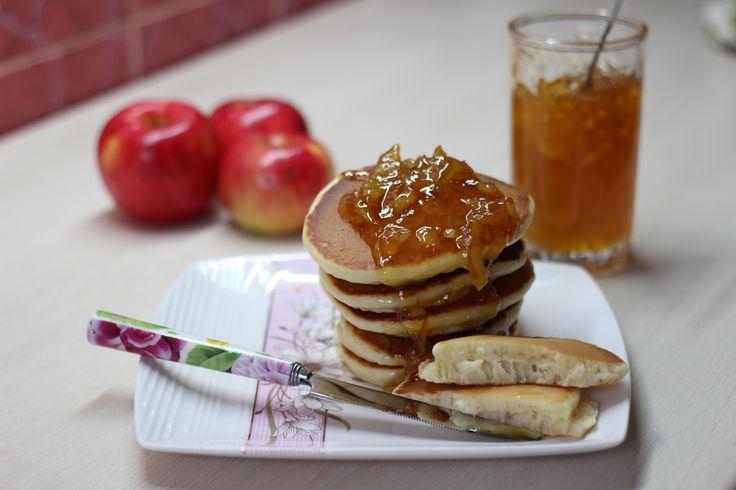 Фантастические американские панкейки из Японии - Andy Chef - блог о еде и путешествиях, пошаговые рецепты, интернет-магазин для кондитеров