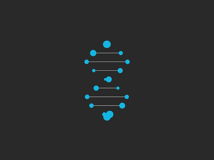 Blue DNA by Bhavin Kotecha
