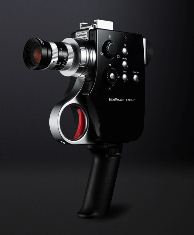 Chinon Bellami HD-1 8mm Camera | Watch test footage here - http://cinescopophilia.com/footage-from-that-chinon-bellami-hd-1-8mm-camera-has-emerged/