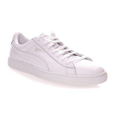 Prezzi e Sconti: #Puma classic lfs sneakers in pelle écru Donna  ad Euro 86.00 in #Scarpe da ginnastica sneakers #Scarpe