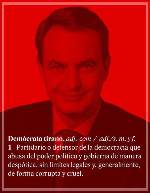 #DOCUMENTAL #FILM #ECONOMIA #CRISIS - José Luis Rodriguez Zapatero - Democráticos Tiranos by Chema Mascareña. A través de la historia de los protagonistas, queremos señalar las grandes semejanzas y estrechas diferencias que unen el periodo histórico de la transición democrática con la realidad actual: pérdida de derechos, precarización laboral, el poder de la economía y la falta de justicia. +INFO http://chemasonido.blogspot.com.es CAMPAÑA CROWDFUNDING verkami www.verkami.com/projects/4890