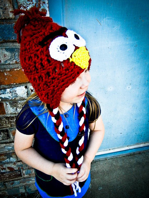The original Crochet South Carolina Gamecocks Hat - Available in Newborn-  Adult sizes