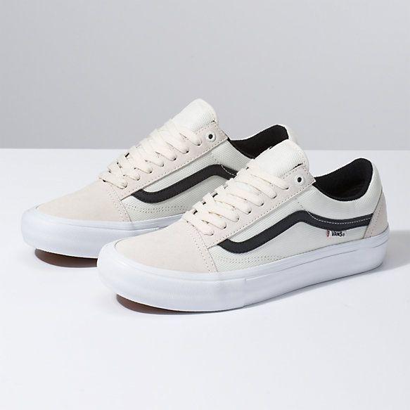 Suede Old Skool Pro Shop Skate Shoes At Vans In 2020 Vans Shoes Vans Outfit Vans Sneakers