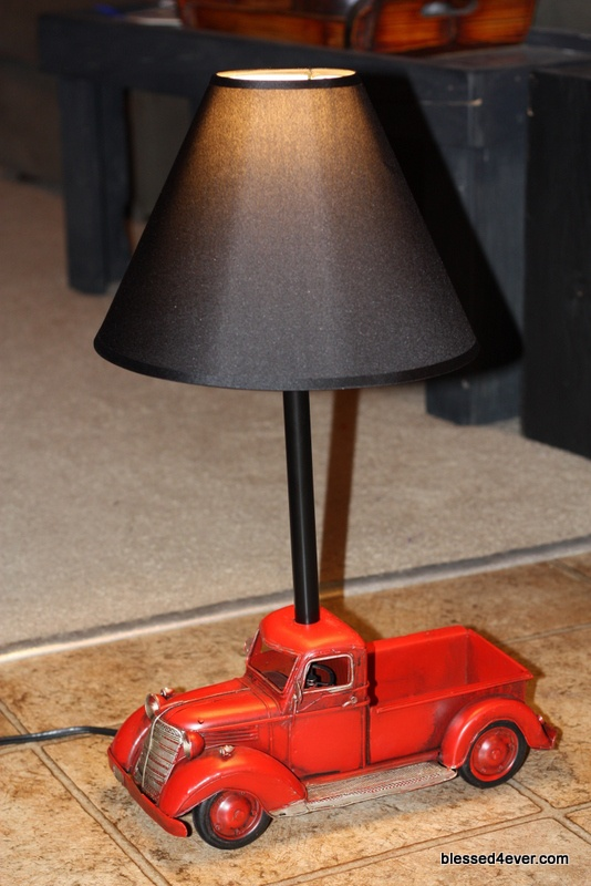 Truck Lamp how-to project