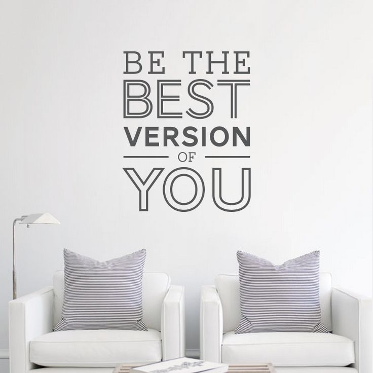 These Inspirational Wall Decal Quotes Will Help You Be More Creative And  Lead A More Positive Life. Part 59