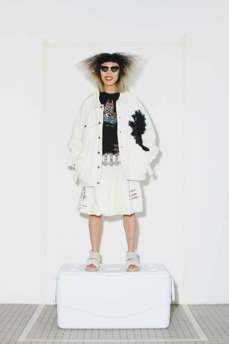 Bernhard Willhelm Spring 2018 Ready-to-Wear Collection Photos - Vogue