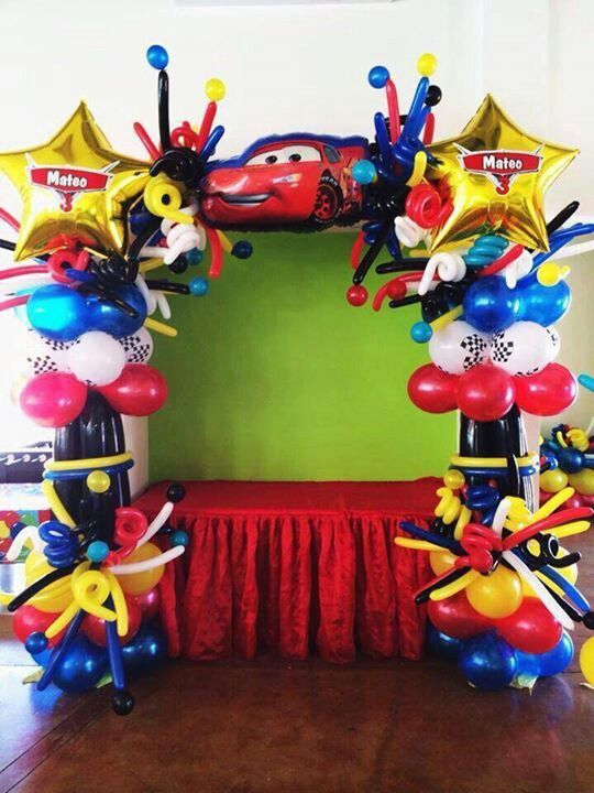 135 best car images on Pinterest Cars birthday parties Birthday