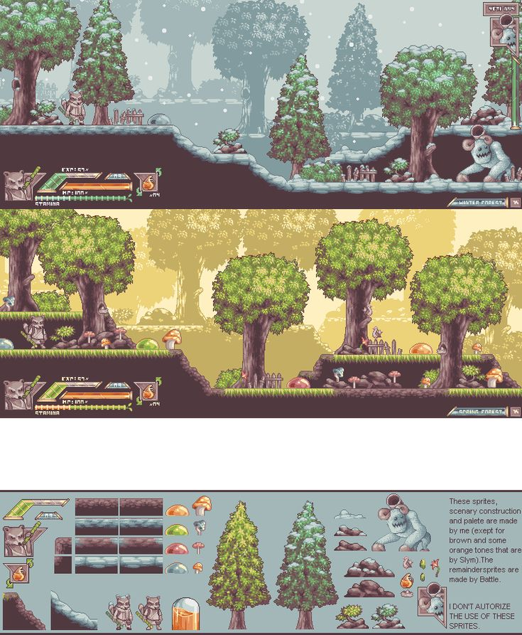 Game Mockup by Pukahuna on deviantART