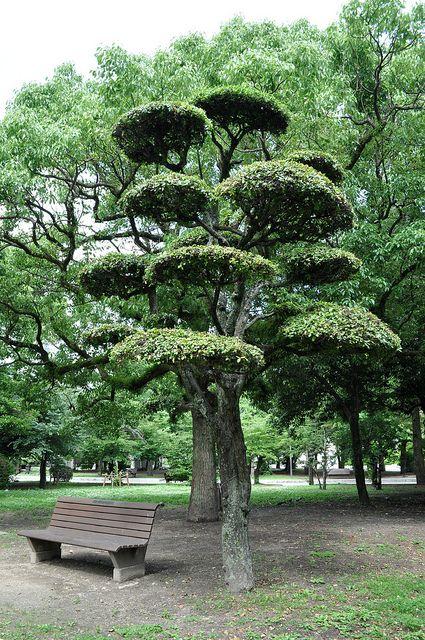 Peace Park - Hiroshima, Japan
